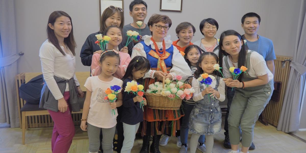 Goście z Pekinu u Chopina